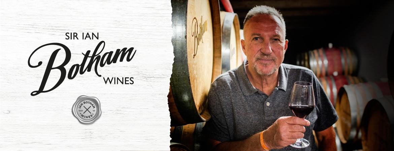Sir Ian Borham Wines